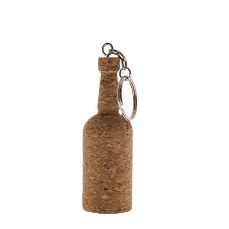 4670 Corky Bordeaux Bottle Keychain - bulk