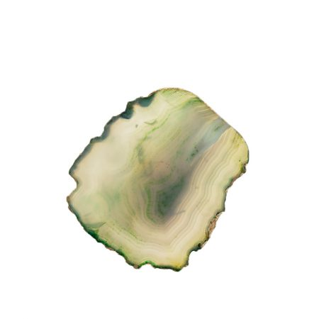 4803 Bel-Air Agate Green Coaster
