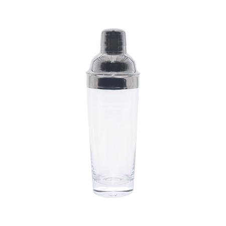 Bel Air Glass Cocktail Shaker