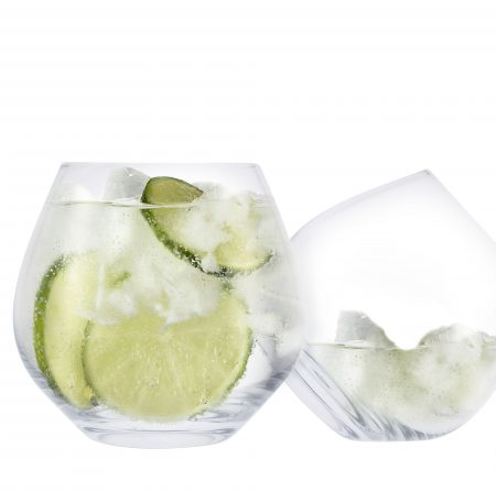 Gin Set glasses