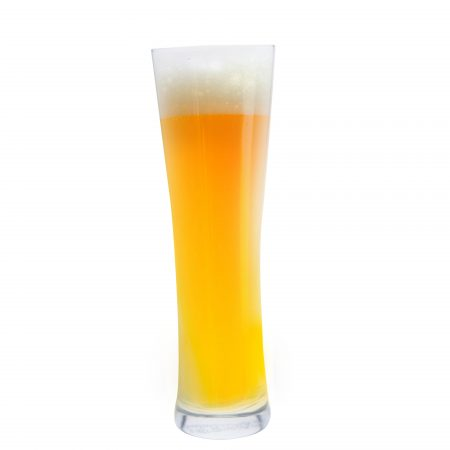 8621 blanc beer glass Filled