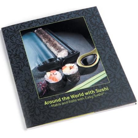Easy Sushi Recipe Book