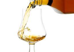 Glendale Whiskey Glass