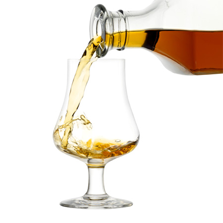 Glendale Whiskey Glass