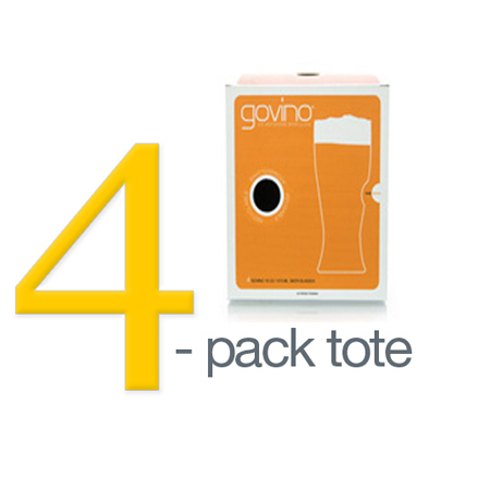 Govino Beer 4pack 450