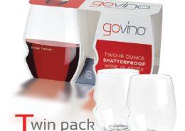 Govino DS 16oz wine glass 2pk