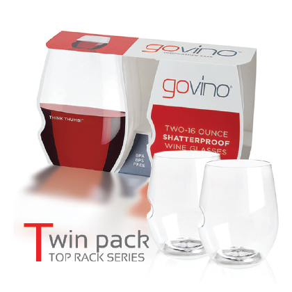 Govino DS 16oz wine glass 2pk