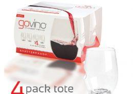 Govino DS 16oz wine glass 4pk