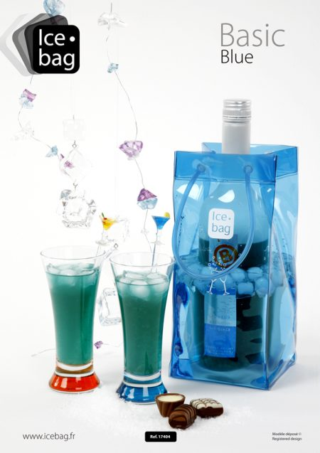 Icebag Basic Blue Lagoon
