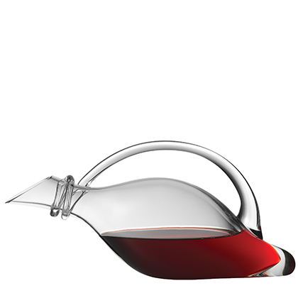 No Drop Decanters Duck Decanter