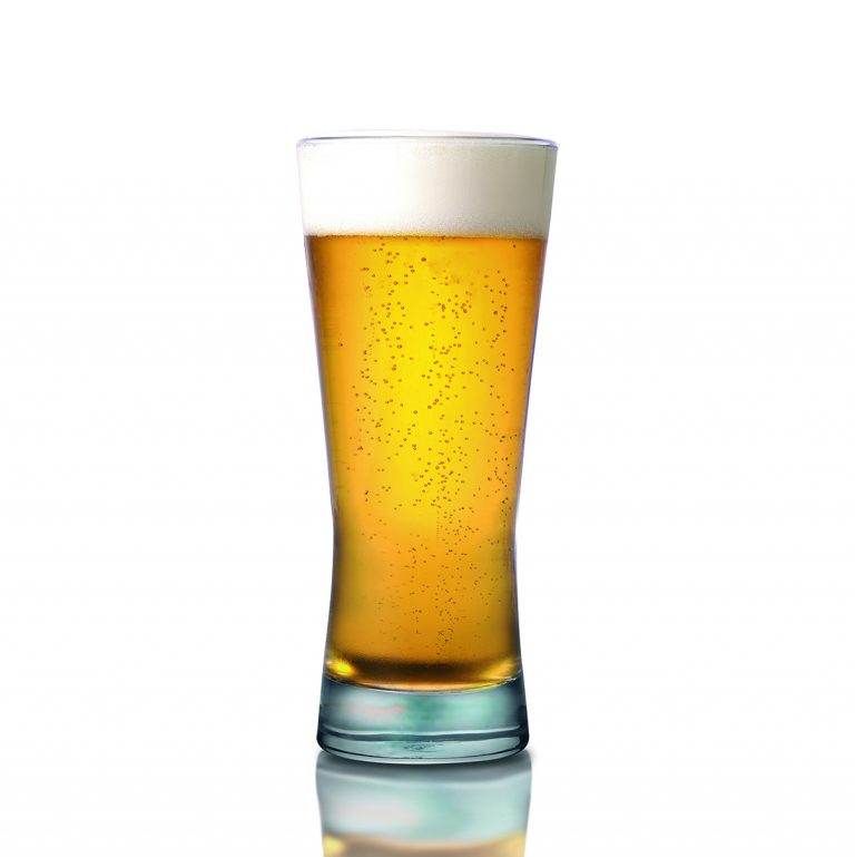 FizzUp Beer Glass that stimulates bubbles and enhancing aroma