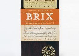 Brix Chocolate 8 oz Bar