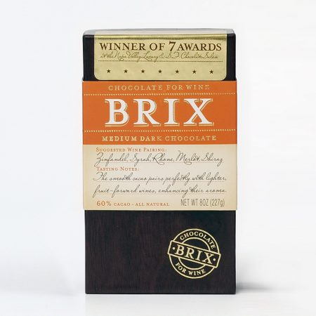 Brix Chocolate 8 oz Bar