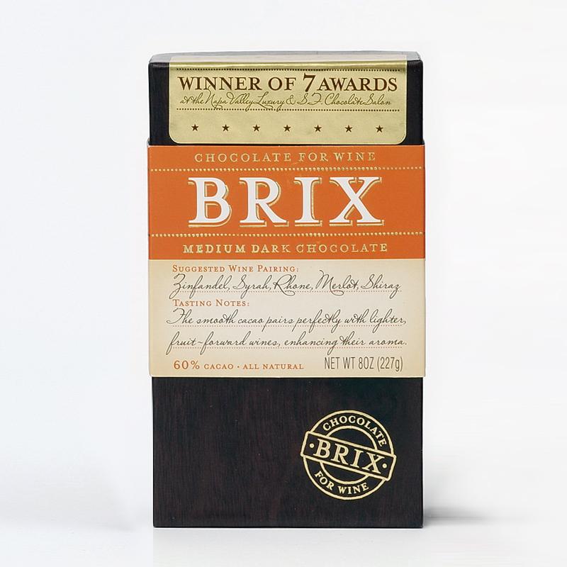 Brix 8 oz Bar - Medium Dark - 3906