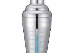 Bel-Air Stainless Steel Measured Cocktail Shaker